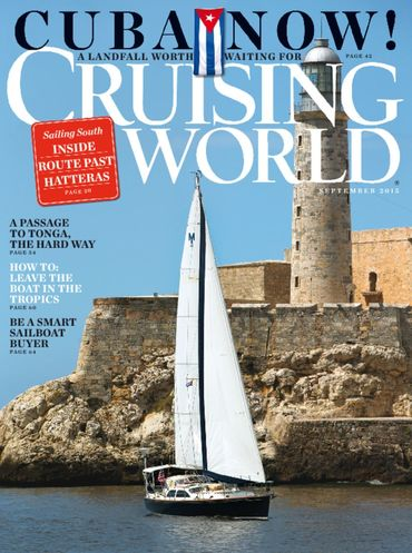 Cruising World Sept Cover