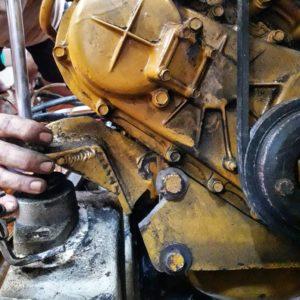 Cracked Engine Mount