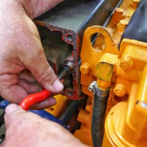 Engine Repairs, helicoil
