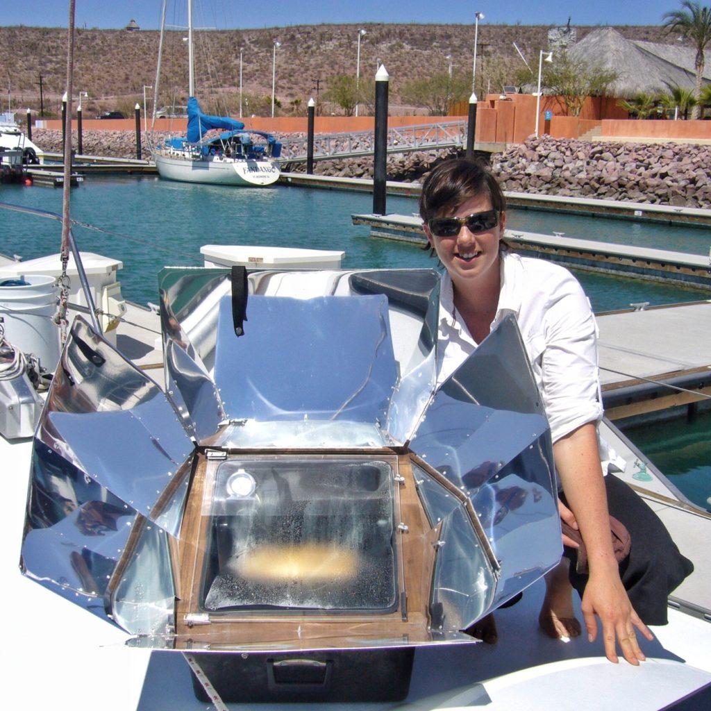 Box-type Solar Cooker