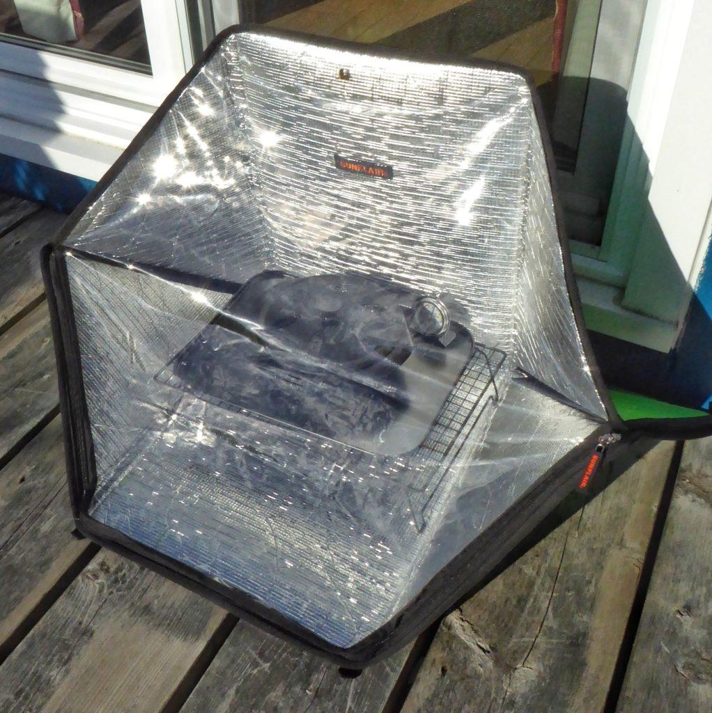 Sun Flair Solar Oven
